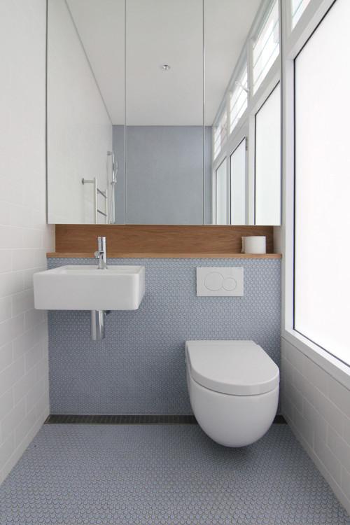 Trucos para optimizar cuartos de baño pequeños - Decoratualma