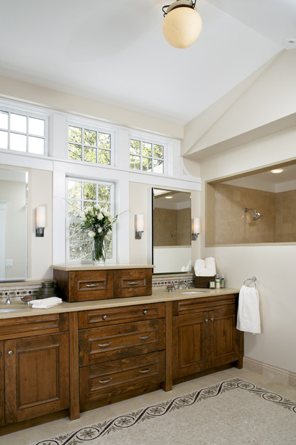 This old house bath traditional bathroom boston by for Houzz bathrooms traditional