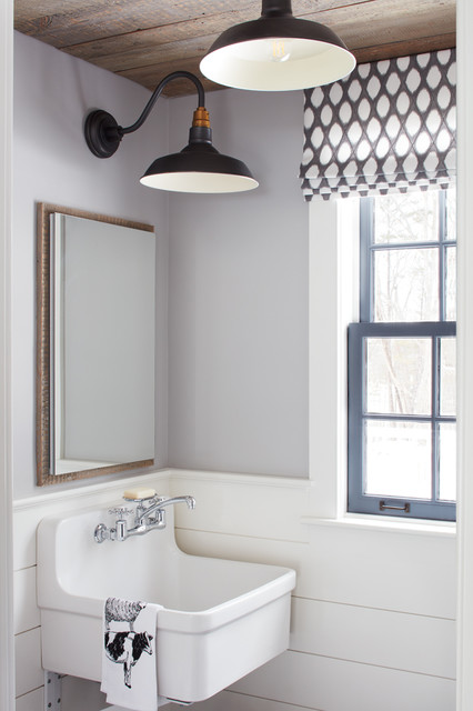 Bathroom Lighting This Old House this old house - northshore farmhouse - farmhouse - bathroom