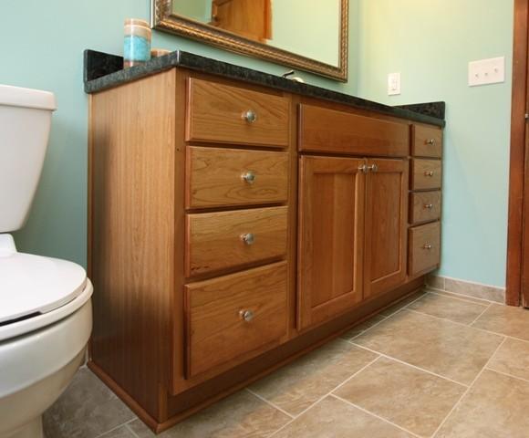 Thomasville Bathroom Update Traditional Bathroom Raleigh By Boyles Home Improvement Inc