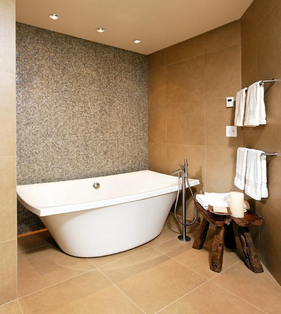 Thorne Master Bath contemporary-bathroom