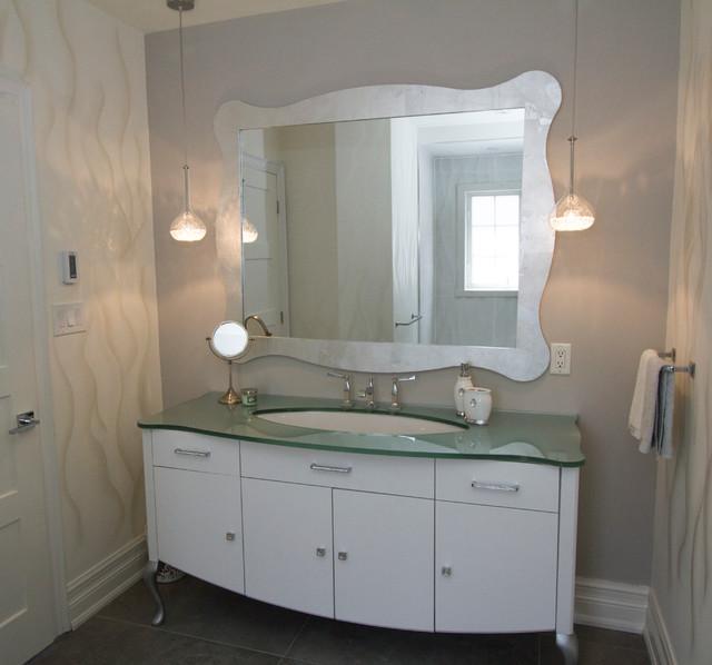 Thornhill Home   Washrooms contemporary bathroom. Thornhill Home   Washrooms   Contemporary   Bathroom   Toronto