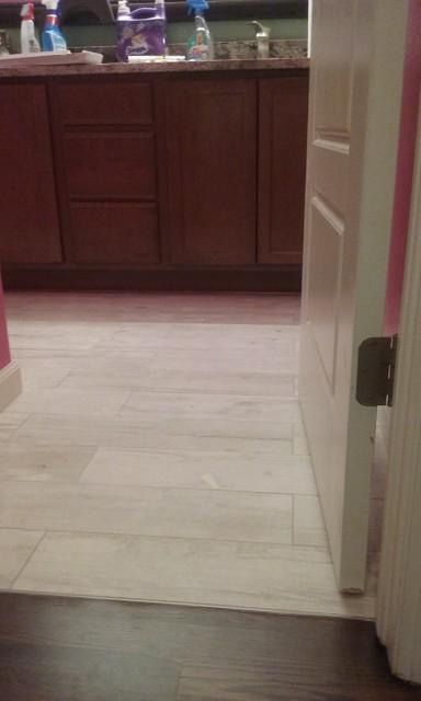 Thornton tile floors 2nd floor bathroom and 2nd floor for Second floor laundry