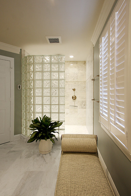 Three Room Remodel traditional-bathroom