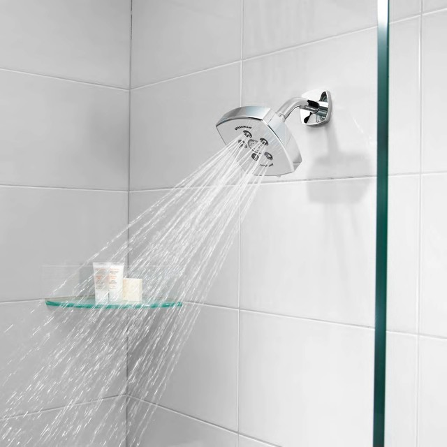 Tiber Shower Head Modern Bathroom