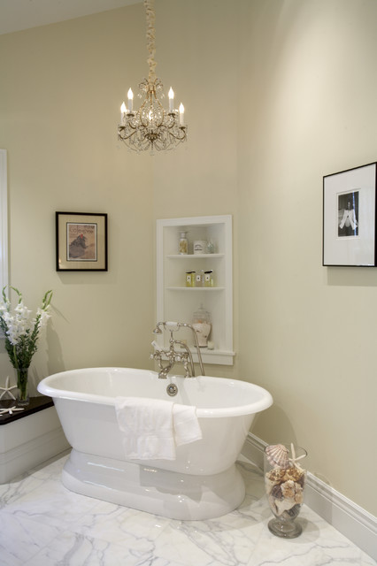 Tiburon home remodel traditional bathroom