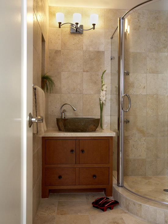 Asian bathroom design ideas pictures remodel and decor - Oriental bathroom decor ...