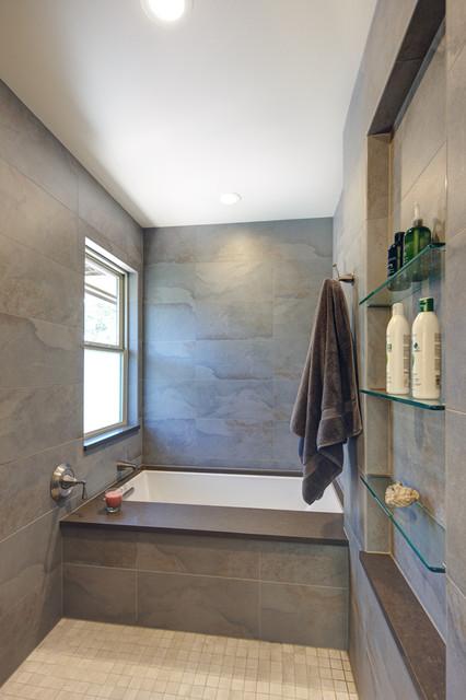 tidy bath contemporary bathroom austin by cg amp s