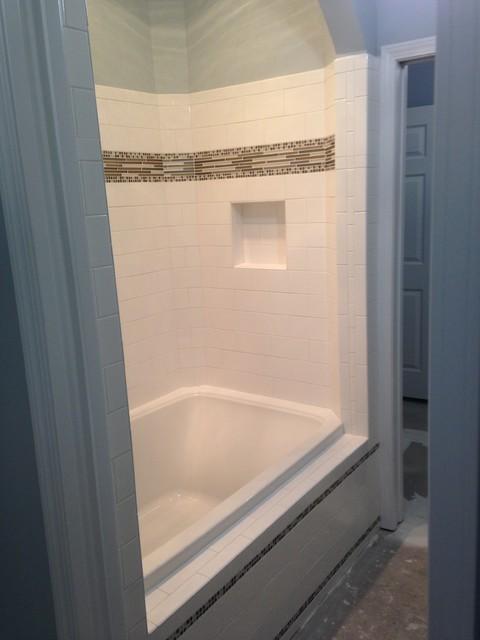 Tile Contemporary Bathroom Birmingham By Acme