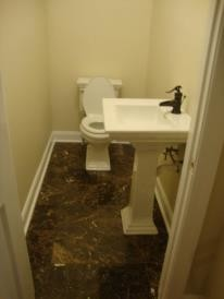 Tile and Flooring traditional-bathroom