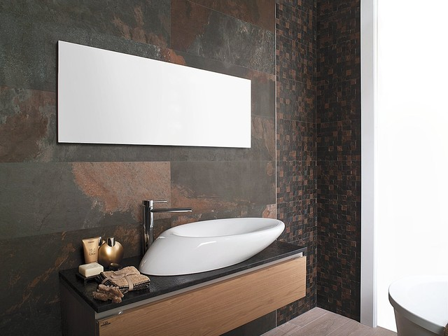 TIle modern-bathroom