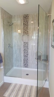 We Love Customizing Tile Niches To Fit Your Needs And Design Styles. We  Hope You Can Find Some Inspiration Here For Your Next Shower Project!