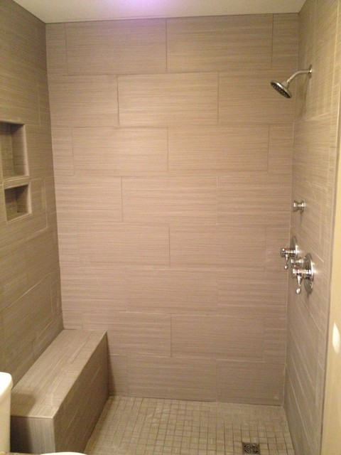 Tile Shower Installation Process With Schluter Kerdi Board