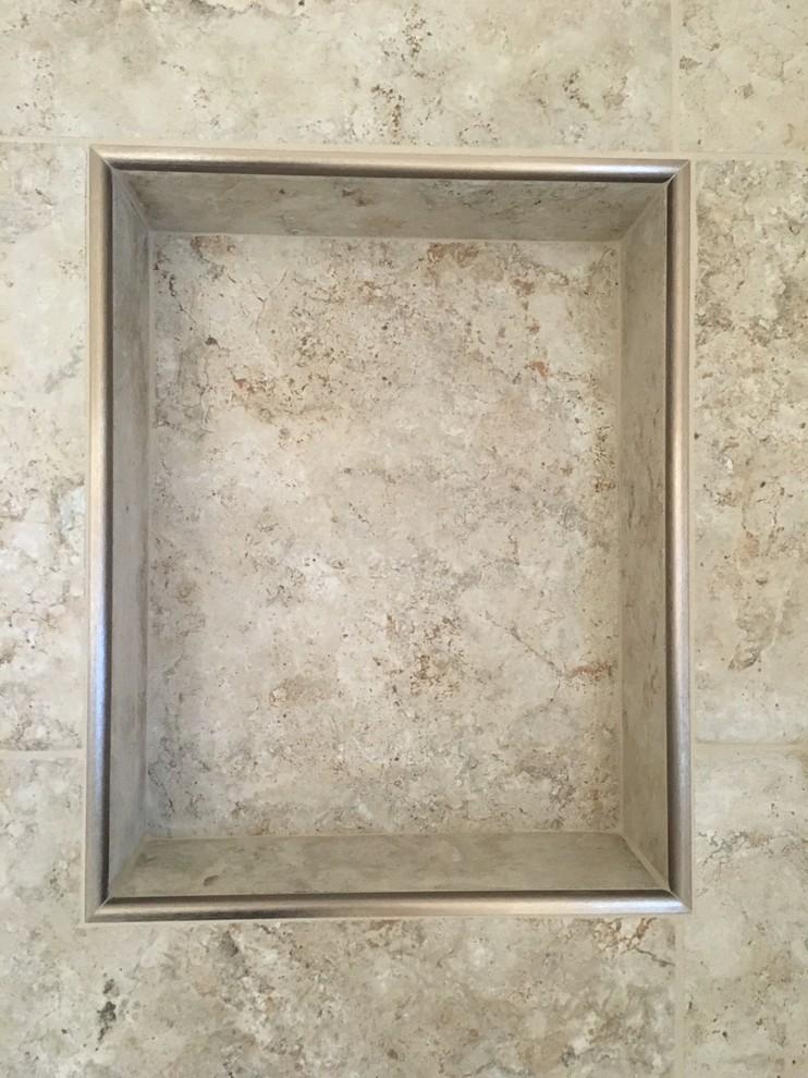 Tile Shower/Tubsurround Remodel - Traditional - Bathroom ...