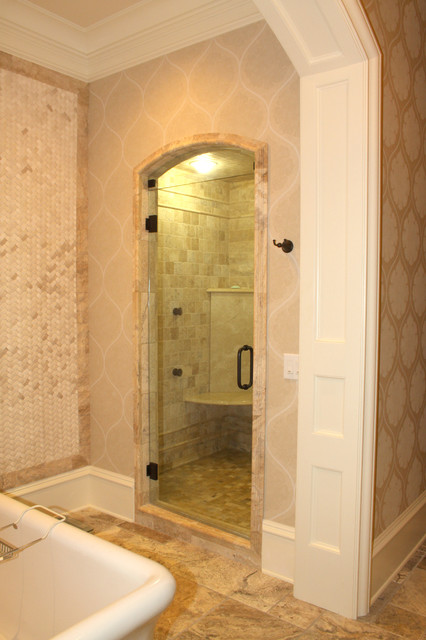 Tile showers baths for Houzz com bathroom tile