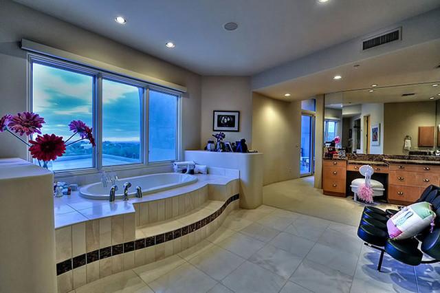 Tile Work Traditional Bathroom Phoenix By