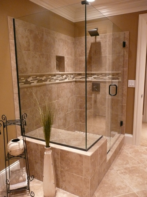 tiling designs for small bathrooms tiled bathroom shower traditional bathroom 24395