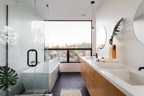Aménager une salle de bains : quelles mesures connaître ?