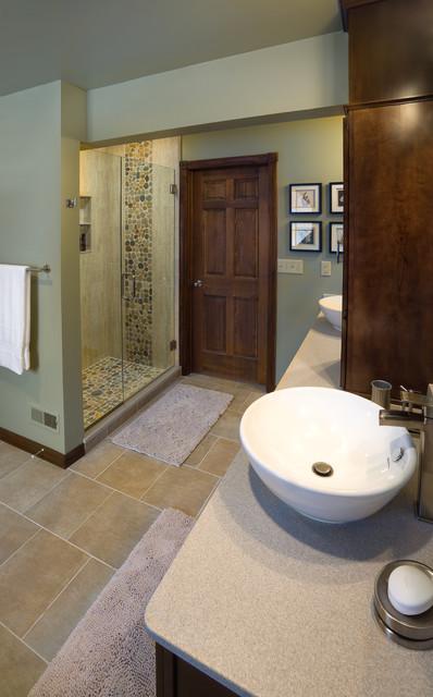 Timberwood master bathroom for Timberwood custom kitchens