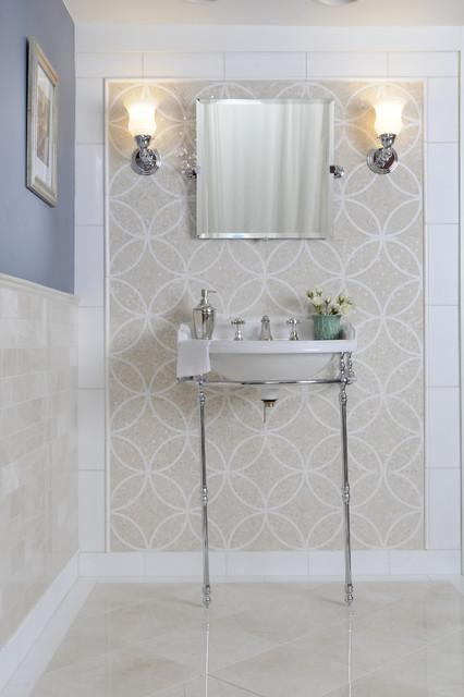 Timeless Contemporary Bathroom Philadelphia By Akdo