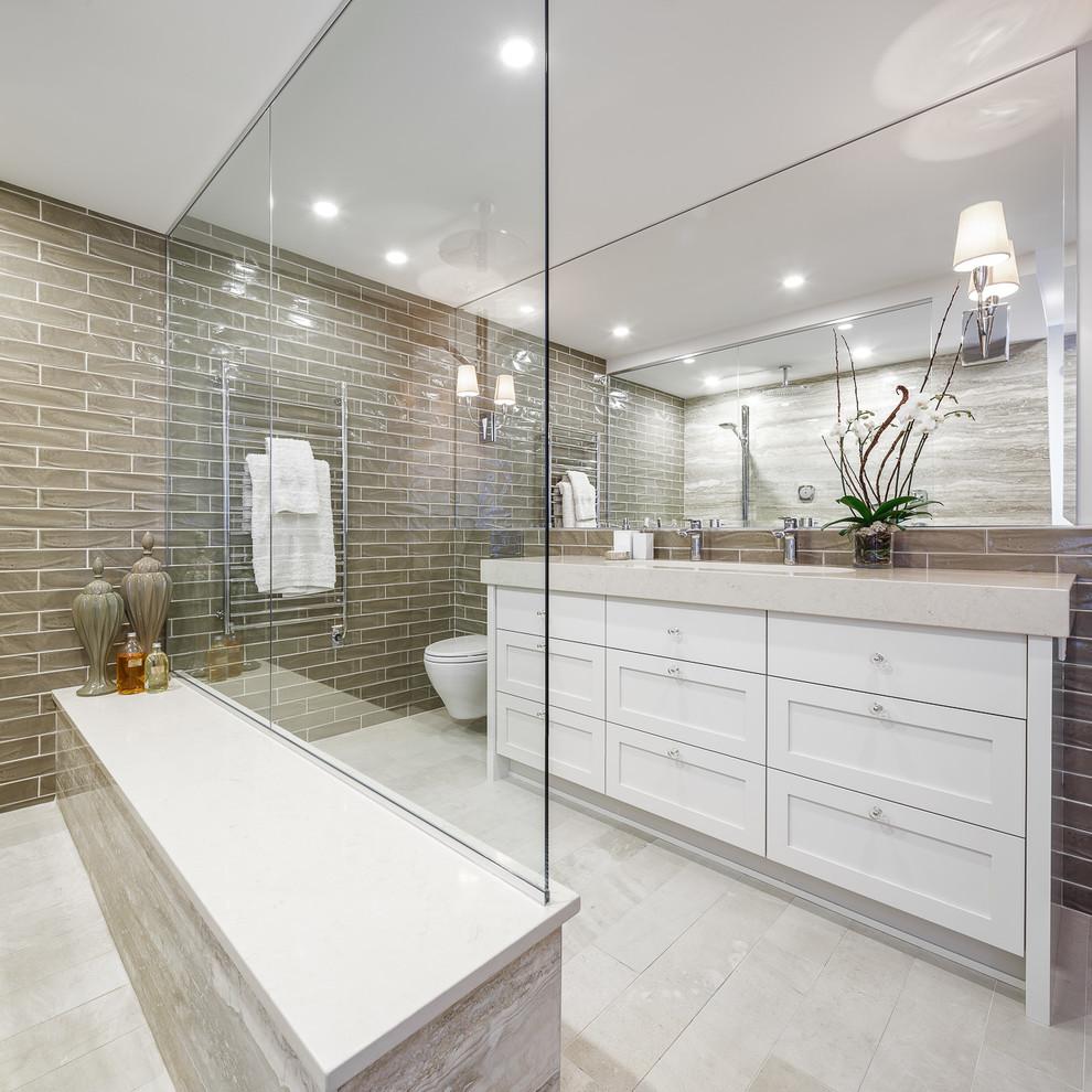 Timeless Bathroom Design | Astro Design Centre | Ottawa ...