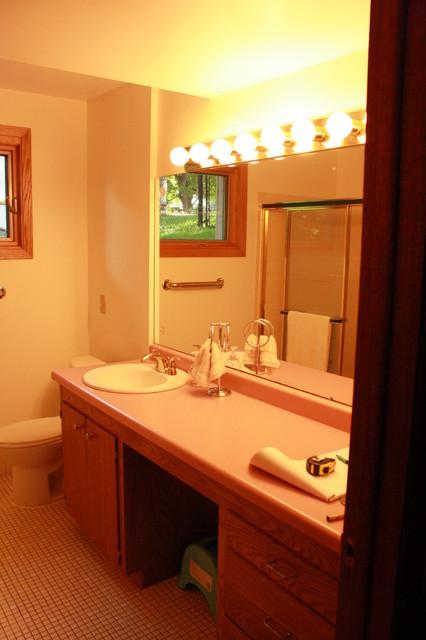 Timeless Bathroom Designed 5 Years Ago Asian Bathroom