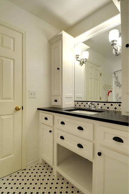 Timeless Bathroom Traditional