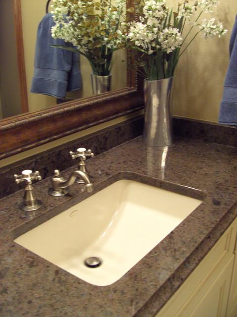 Timeless Bathroom traditional-bathroom