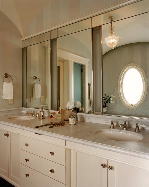 Timeless Bathrooms Transitional Bathroom San