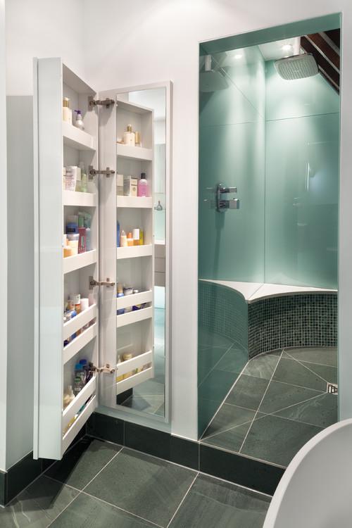 Ordnung im Bad: 9 Tipps für Ihr Badezimmer