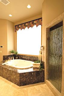 Timeless Elegance Linden Estates Transitional Bathroom Omaha By Arj
