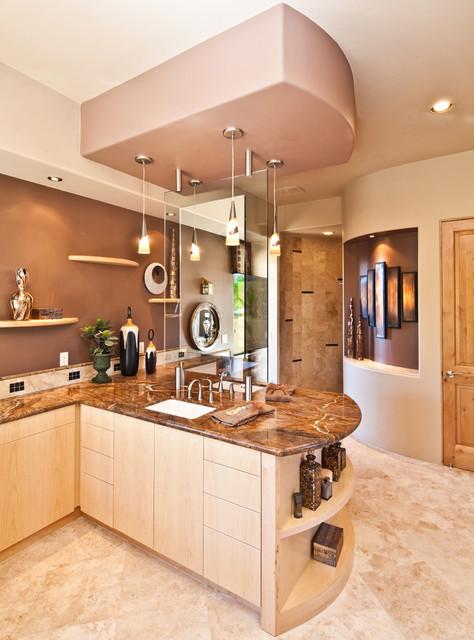 Timeless Installations traditional-bathroom