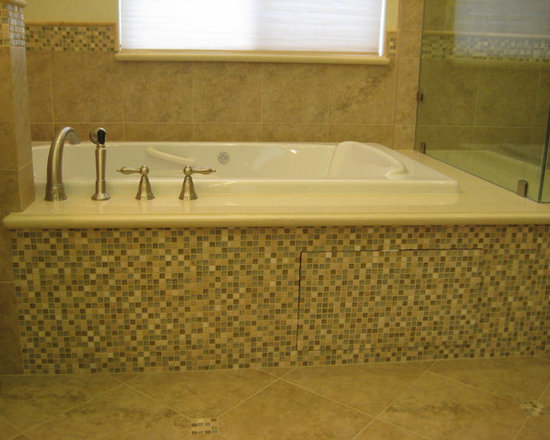 Access panel on tub skirt home design ideas pictures for Bathroom access panel ideas