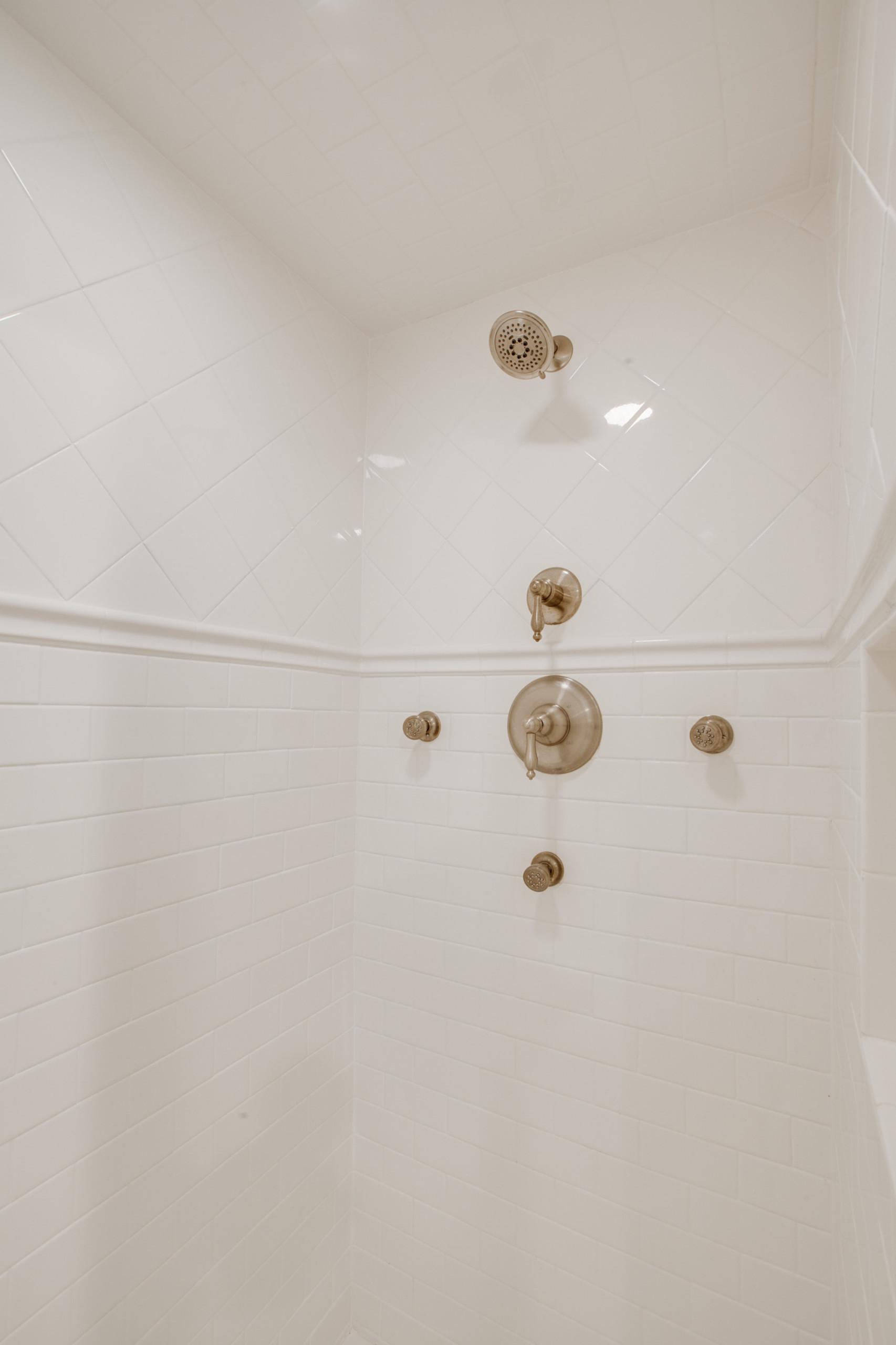 Timeless Master Bath