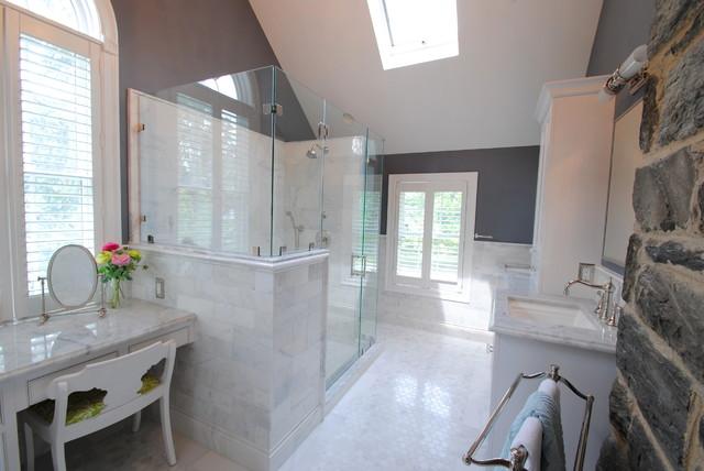 Timeless Master Bathroom Renovation