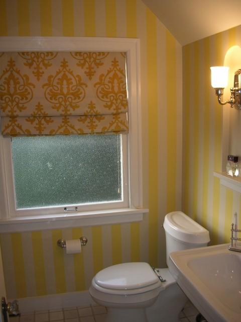 Timothy De Clue Design eclectic-bathroom