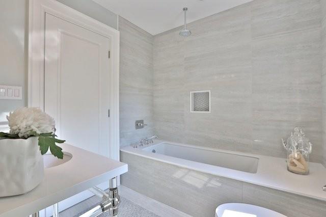 Tivoli Series Transitional Bathroom Toronto By