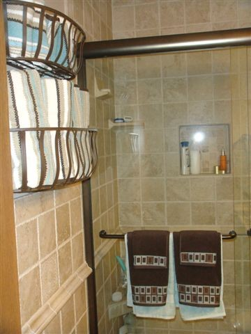 Where Can I Get These Wall Mounted Towel Storage Baskets