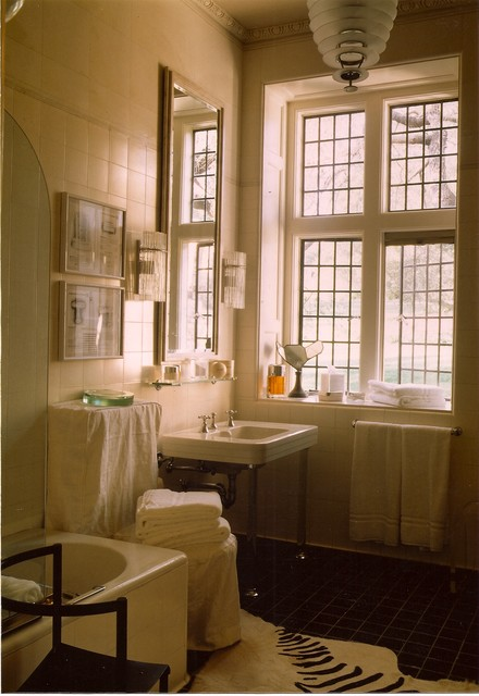 Tobin Clark Bath Remodel Traditional Bathroom San Francisco By Jerry Jacobs Design Inc