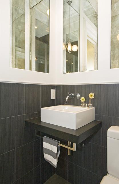 Todd Davis Architecture modern-bathroom