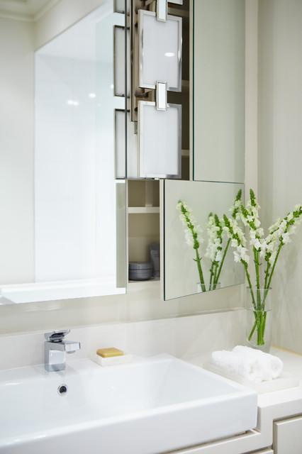 Toronto cabbagetown home contemporary bathroom toronto by douglas design studio - Bathroom design toronto ...