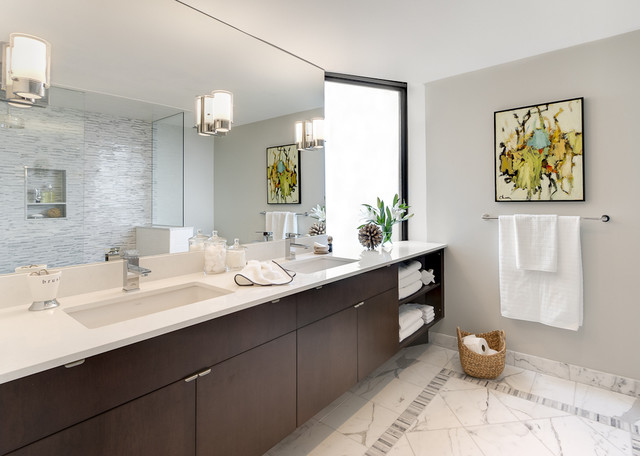 toronto condo interior photography toronto modern bathroom