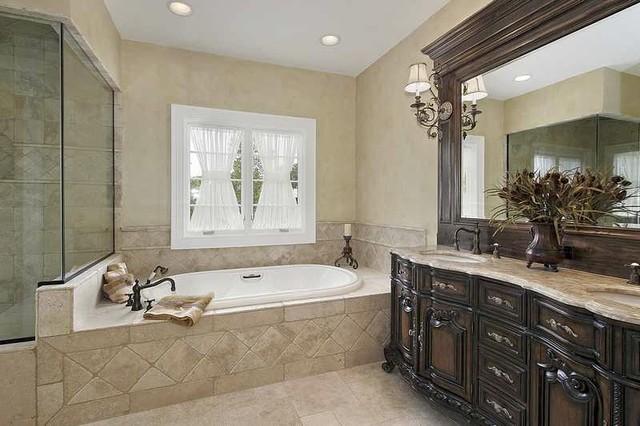 Toronto - east york - Leaside contractors traditional-bathroom