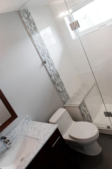 Toronto Kitchen & Bath Renovation contemporary-bathroom
