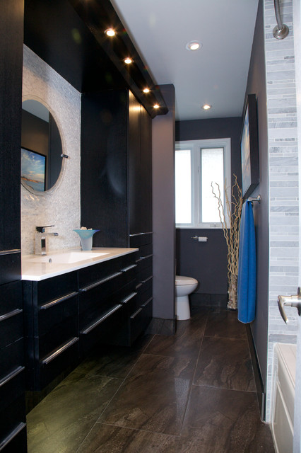 Toronto Modern Bathroom Renovations Modern Bathroom