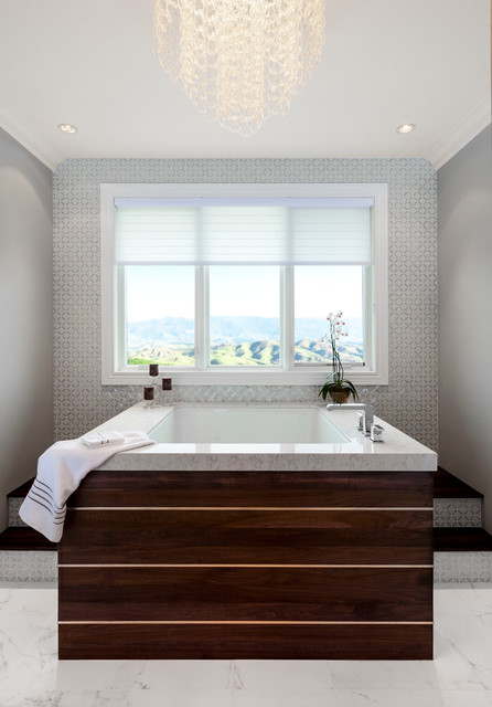 Torquay from The Waterstone Collection - contemporary - bathroom