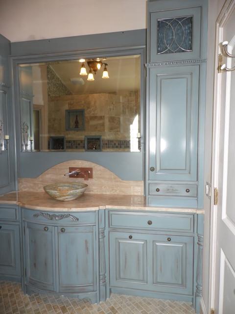 Torrie's Bathroom renovation traditional-bathroom