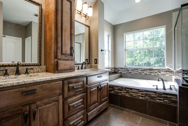 Total Bathroom Makeover Traditional Bathroom Dallas By DFW