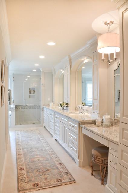 Total bathroom renovation traditional bathroom for Total bathroom remodel