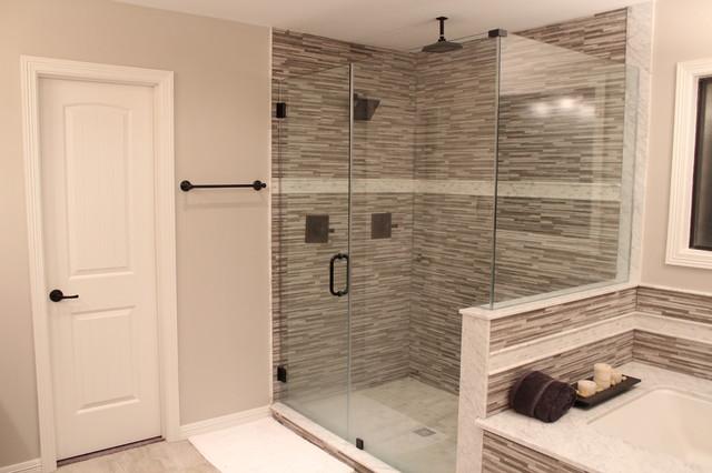 Total home renovation contemporary bathroom houston for Total bathroom renovations